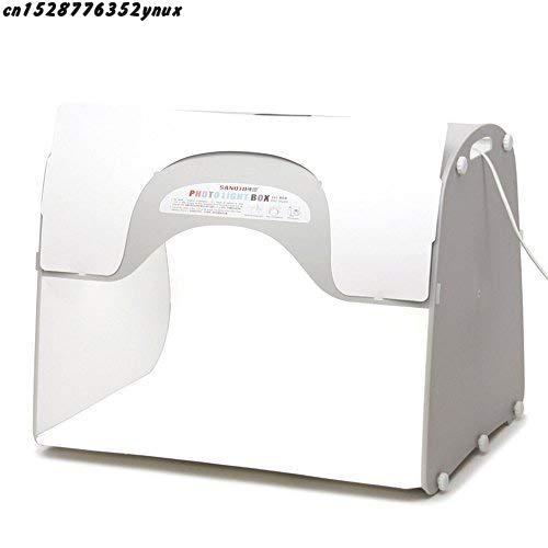 LED photo studio Professional Portable Mini Kit Photo Photography Studio Light Box SANOTO Softbox k40 for