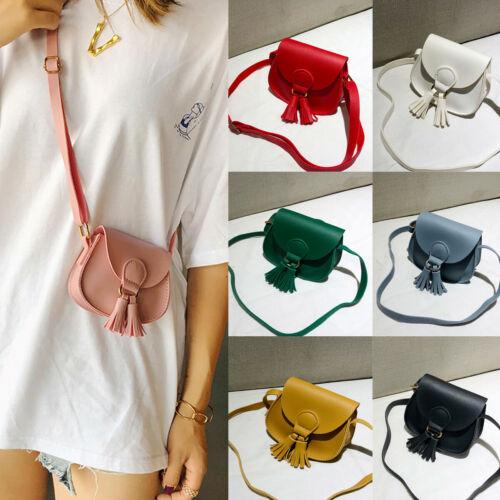 Women Shoulder Bag PU Leather Envelope Crossbody Messenger Handbag Purse