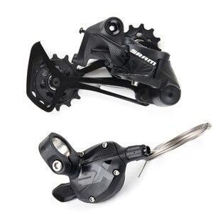 Image 1 - SRAM SX kartal Groupset 1X12 12 hız tetik değiştiren arka attırıcı dağ bisikleti bisiklet MTB kiti