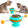 Pet Toy Cat Interactive Toy Food Spiller Dog Puzzle Rotating Food Ball Spilled Food Dog Toothbrush cats pet toys