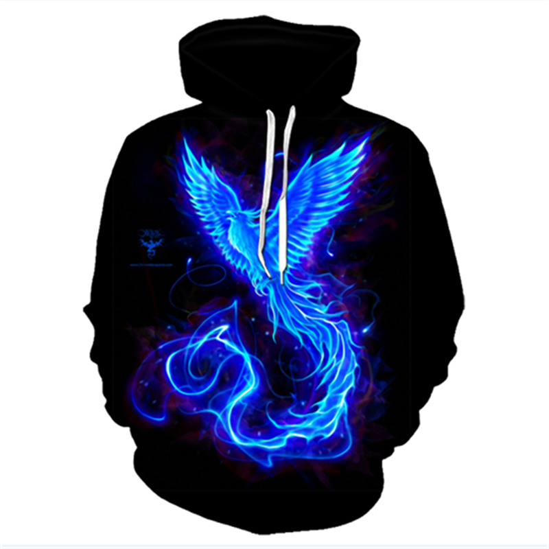 3D Printed Abstract Hoodies Men&Women 51