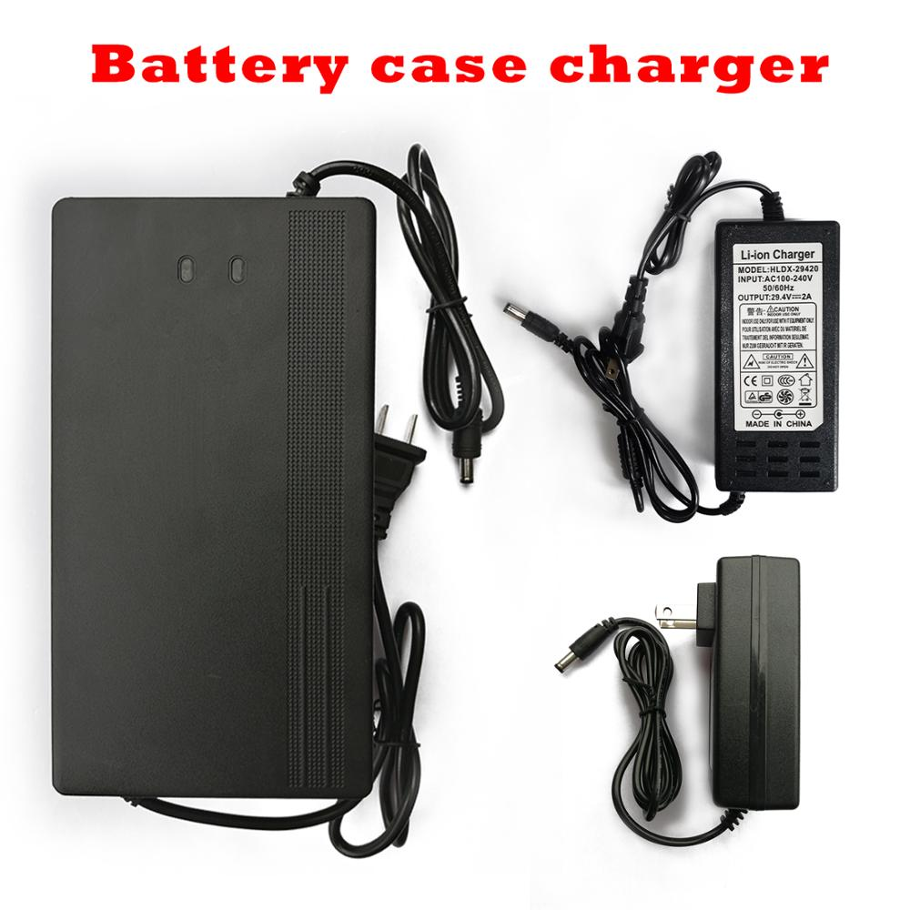 7S/6S/3S/13S Chager 12V-54V Battery Case Charger 7S/6S/3S/13S Battery Pack Charger
