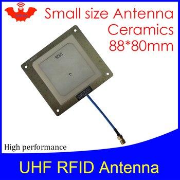 UHF RFID small Panel antenna Vikitek VA62 high performance 915MHZ middle range 920-925M manufactury ceramics rfid reader antenna