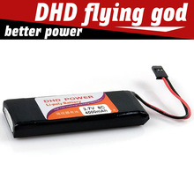 DHD flying god 2000 mah 8 c 3.7 V 1 s 4000 mah lithium battery day 7 electric remote control battery аккумулятор hsp 7 2 v 2000 mah hsp03200
