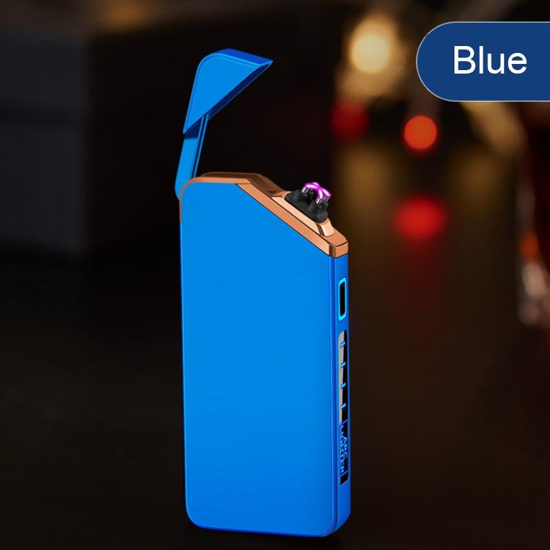 He7d13baa0d9e467bbd383b8ecc39ace53 - ไฟแช๊กไฟฟ้า พลาสม่า ไฟแช็กเลเซอร์ ไฟแช็คชาร์จแบต USB Electronic Plasma