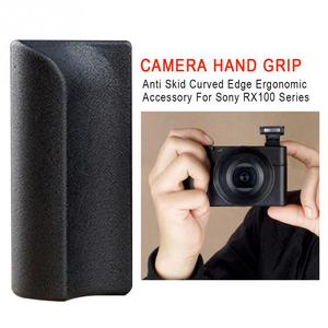 Image 4 - Anti Skid Accessory Ergonomic Silicone Curved Edge Durable Camera Hand Grip Professional Adhesive For Sony RX100 Series
