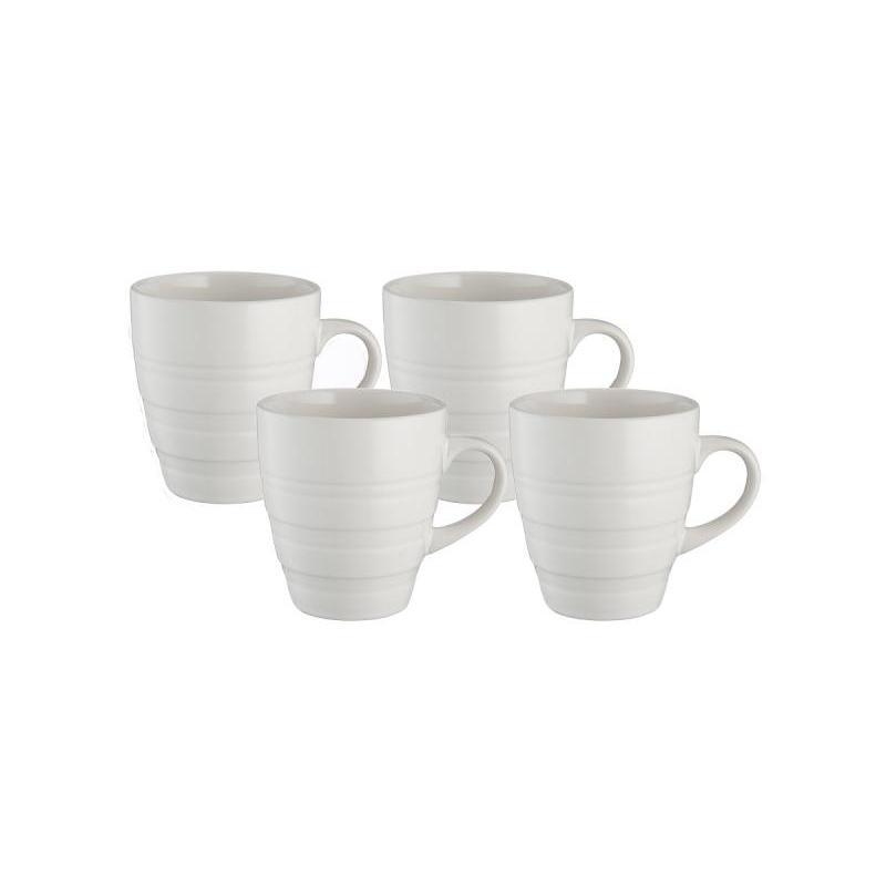 Set mugs Mason Cash, Original Cane, 350 ml, 4 subject set mugs casa domani van gogh 4 subject