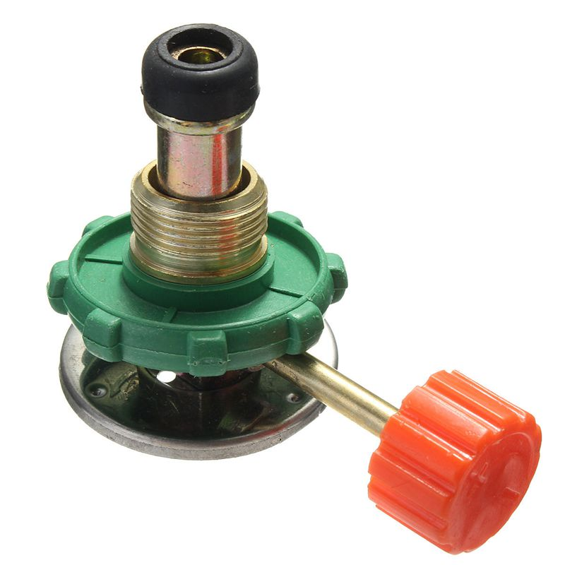 Propane Refill Adapter Lp Gas Cylinder Tank Coupler Heater For Camping Hunting