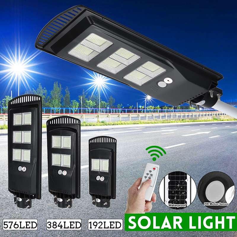 180W 360W 540W LED Solar Straße Licht für Plaza Outdoor Garten Wand Lampe Industrielle Sicherheit Beleuchtung für gehweg Pathway Campus