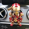 Acecorner Home Decoration Car Perfume Iron Man Outlet Perfume Original Auto Perfumes Air Freshener Decor Conditioning Vent Clip 5