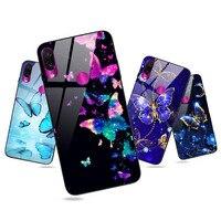 Schmetterling Fall FÜR Xiaomi Redmi Hinweis 8 T 8 T 8 PRO 9 S 9 S 7 5A 5 Plus 7A 8A 9A 9C Mi A3 Mi Hinweis 10 Lite POCO X3 NFC M3 Abdeckung Weichen