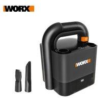 Worx wx030 20v Беспроводной автомобильный пылесос 10kpa беспроводной