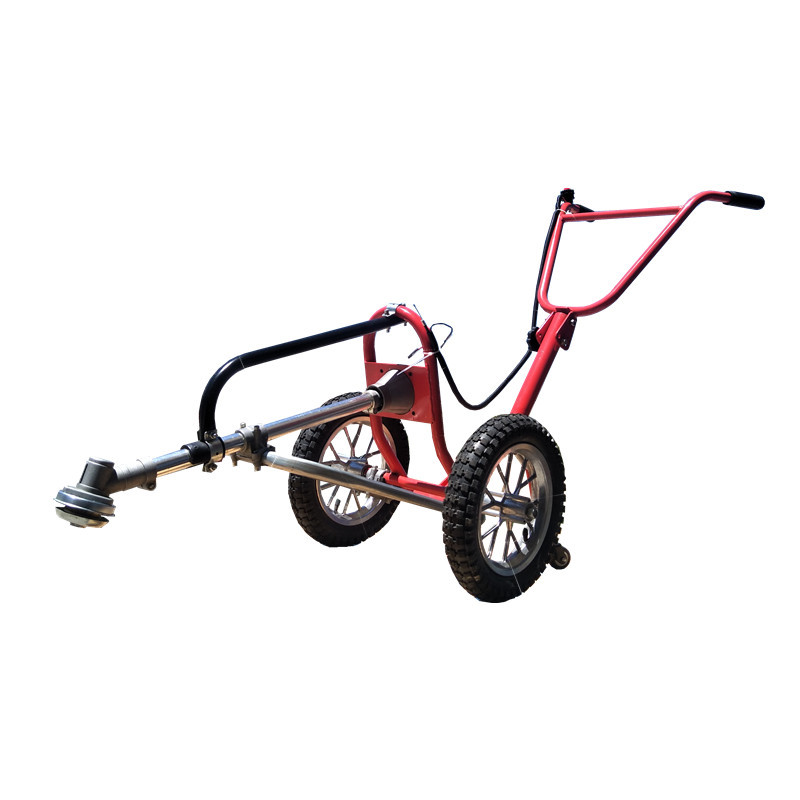 Tillage Machines Hand Push Type Portable Multi-functional Soil Ripper Micro New Products Mower Weeding Furrowing Machine Weeder