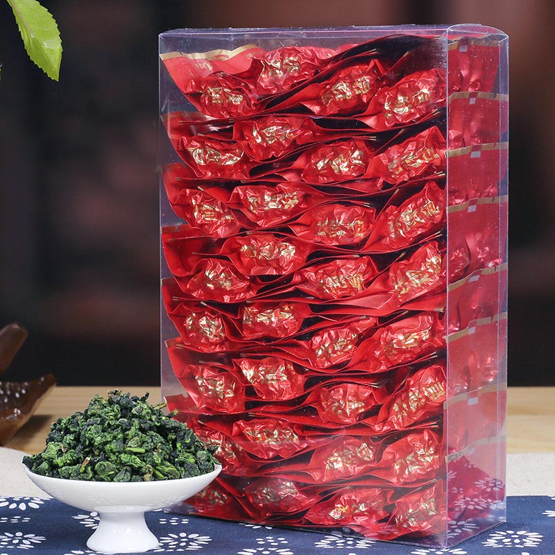 Oolong Tea   Fujian Anxi Tie Guan Yin Tea 250g Box Tieguanyin Tie Kuan Yin