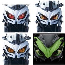 Decal-Stickers Headlight-Protection Kawasaki Ninja Versys 650 Motorcycle