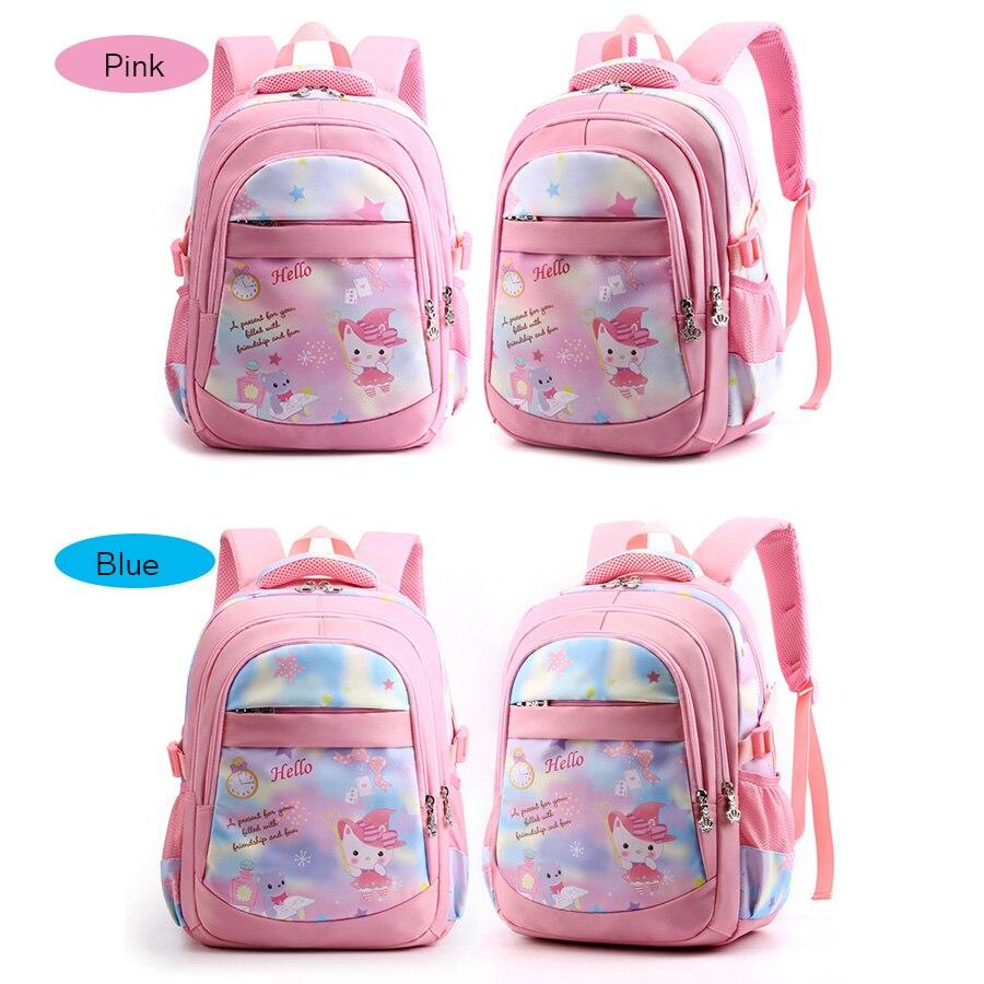 de escola para meninas princesa rosa crianças