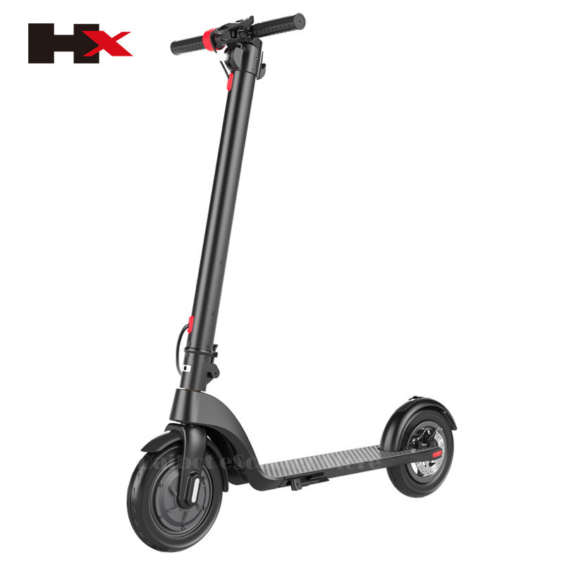 HX X7 Electric Scooter 36V 2 Wheel Electric Scooters With Removable Battery 8.5 Inch 250W Portable Folding Electric Kick Scooter (34)