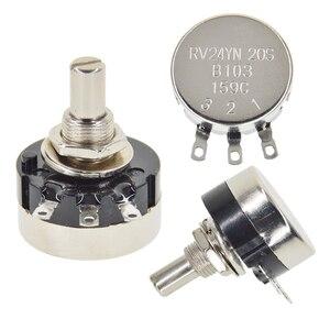 RV24YN20S Potentiometer B501 B103 B202 B502 B102 B203 B503 B104 B204 B504 B105 Potentiometers 500 ohm 10K 20K 50K 100K 200K ohm(China)