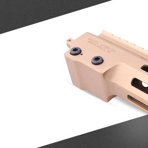 Image 4 - 9.5 インチ/13.5 インチ MK16 ハンド KUBLAI ためエアガン M4 BD556 ゲルブラスターペイントボールアクセサリー
