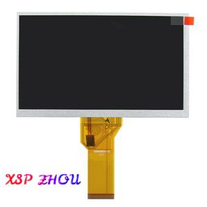 7INCH 50PIN AT070TN92 AT070TN93 AT070TN94 7 inch lcd screen + touch screen Car navigation GPRS LCD screen touch screen assembly(China)