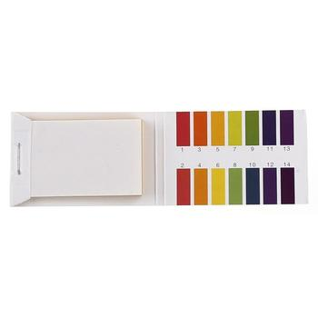 80 Strips/pack PH 1-14 Litmus Paper PH Tester Papers Universal Indicator Paper Test For Water Aquarium image
