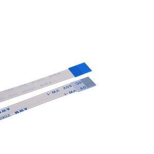 Image 3 - 100 pz cavo Flessibile piatto FFC 12 PIN 0.5mm pitch Piano Del Nastro lati stessi lunghezza 60mm 70 100 150 200 250 300 350 400 450 500mm