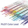 PILOT Color ENO 0,7 механический карандаш для заправки свинца PLCR-7 8 цветов s 3 разных цвета