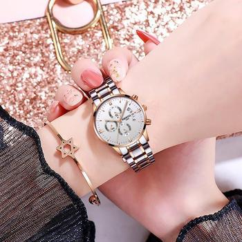 NIBOSI Luxury Womens Watches