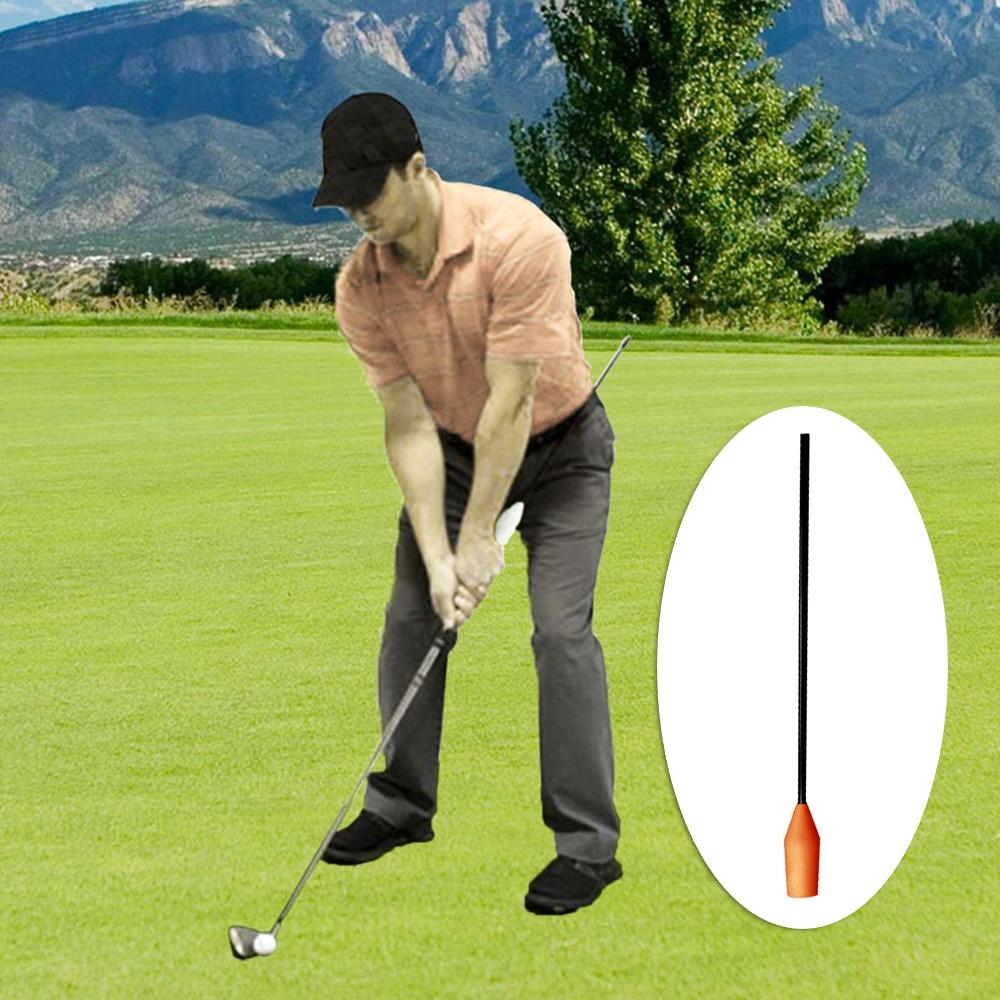 Inteligente impacto bola de golfe balanço instrutor