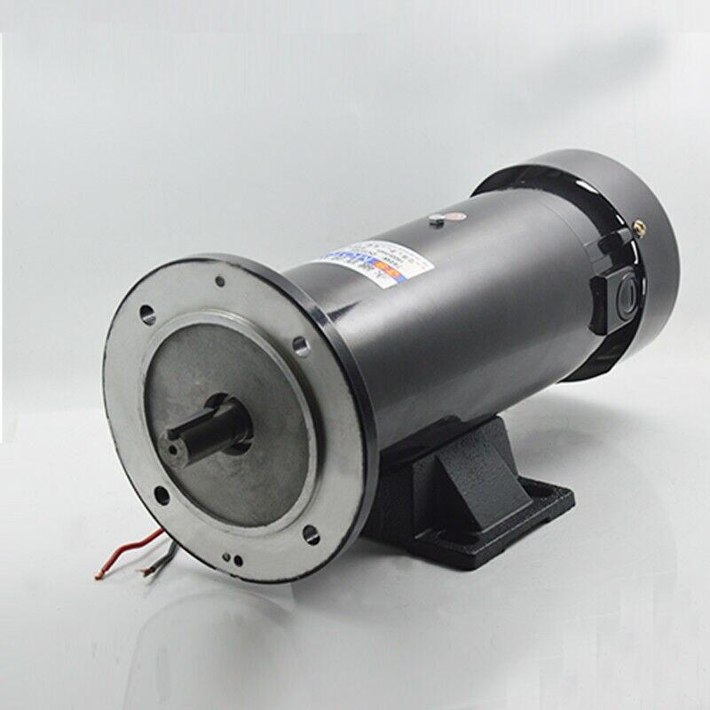Işıklar ve Aydınlatma'ten Taşınabilir Aydınlatma Aksesuarları'de Kalıcı mıknatıs DC Motor 750W DC220V 1800RPM sürekli görev yüksek tork motoru title=