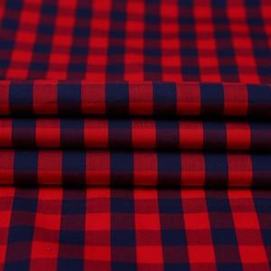 Image 5 - Camicia A Scacchi Plaid degli uomini di vacanza Casual Giovanile Singola Tasca Manica Lunga Standard fit Sottile Comodo di Cotone Camicette