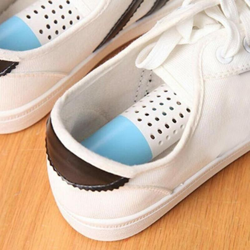 2pcs Sneakers Deodorant Capsule Shoes Smell Remover Air Purifying Sneakers Dryer Steriliser Eliminator Feet Sweat Odor Absorber