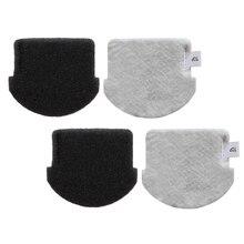2 sztuk filtr pasuje do Midea VCS141 VCS142 części do czyszczenia próżniowego akcesoria domowe narzędzia ogrodowe