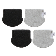 2pcs Filtro Fit For Midea VCS141 VCS142 Parti Per Vaccum Cleaner Accessori Per La Casa Forniture Da Giardino
