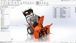 SolidWorks 2018/2019/2020 SolidCAM Camworks diseño mecánico tridimensional