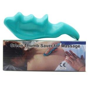 Image 5 - 1 adet masaj cihazı manuel başparmak masaj fizyoterapi küçük araçlar tam vücut derin doku tetik taşınabilir çok fonksiyonlu masaj