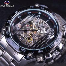 Часы наручные мужские механические с автоматическим механизмом