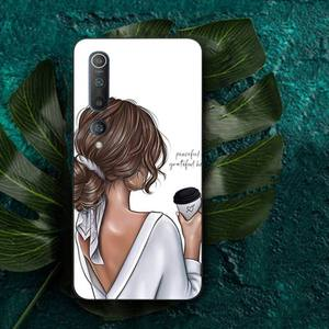 Image 2 - MaiYaCa Fashion coffee women Phone Case for Redmi Note 4 5 6 8 9 pro Max 4X 5A 9S case