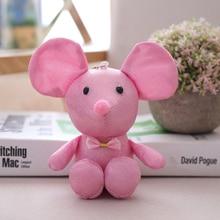 15CM otoño en el amor ratón encantador regalo o juguete de felpa