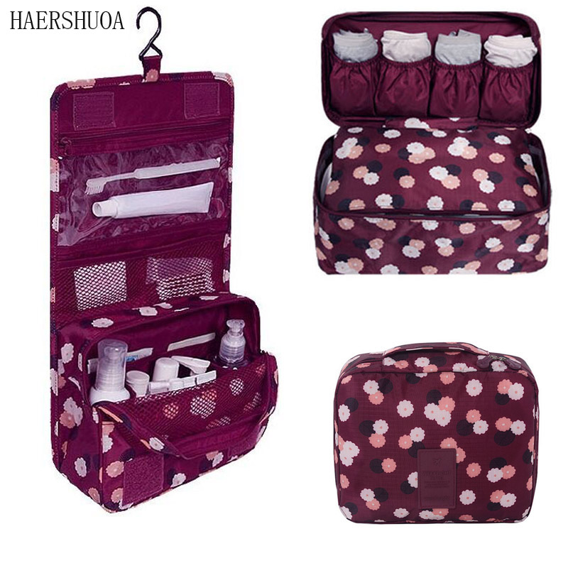 The Latest 3 Pieces / Set Of Travel Cosmetic Bag Bra Underwear Storage Bag Packaging Storage Bag Accessories Travel Accessories