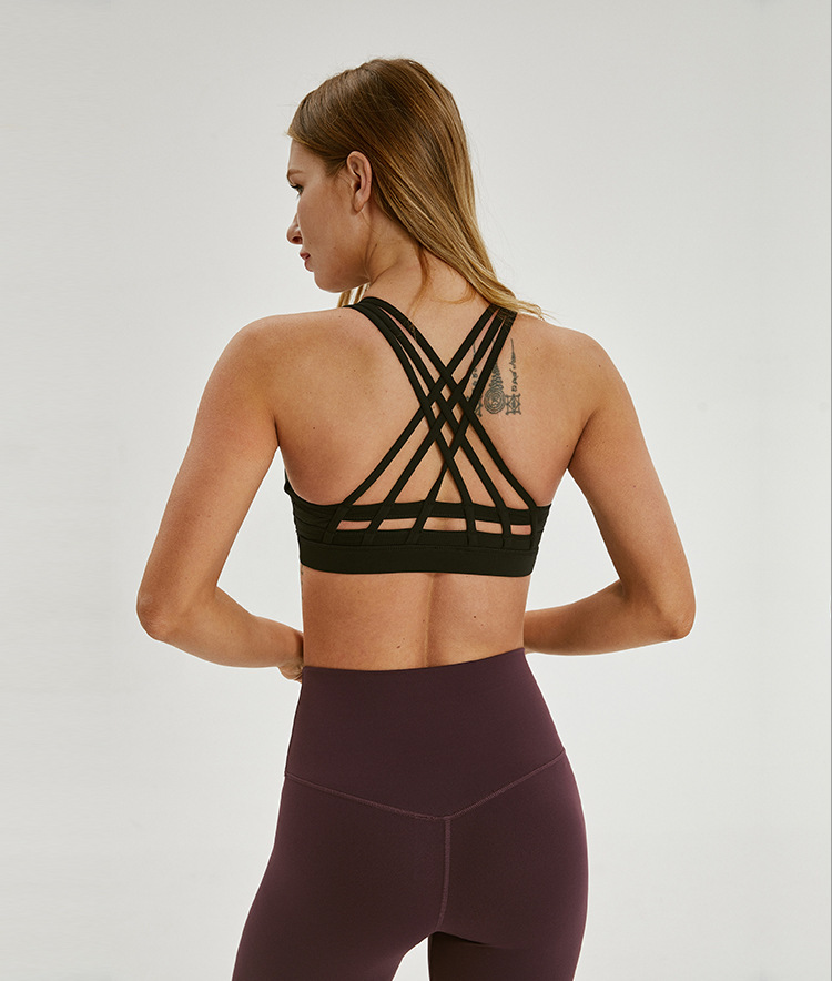 <font><b>Fitness</b></font> Women Breathable Yoga <font><b>Top</b></font> Gym Workout Tank <font><b>Top</b></font> <font><b>Sexy</b></font> Backless Sport T Shirt Women <font><b>Crop</b></font> <font><b>Top</b></font> image