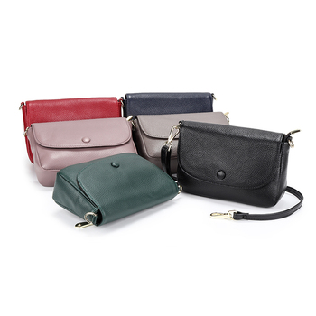 High Quality Genuine Cowhide Leather Women Bag Women Messenger Bags Brand Designer Real Leather Shoulder Bags