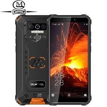 OUKITEL WP5 Pro 8000mAh 4G Smartphone IP68 Waterproof 4GB 64GB Mobile Phone Android 10 Triple Camera Face/Fingerprint ID 5.5