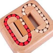 Magia bloqueio brinquedo inteligência ming luban fechaduras antigo china ancestral bloqueios tradicional de madeira cérebro teaser puzzle brinquedos educativos