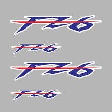 For YAMAHA FZ 6 FZ6 Motorcycle STICKER RIMS DECAL WHEEL Body Shell Fairing Helmet Tank Pad Moto Film