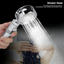 G1/2in Multiple Functions Adjustable Handheld Shower Head Showering Sprayer Bathroom Accessories pommeau de douche