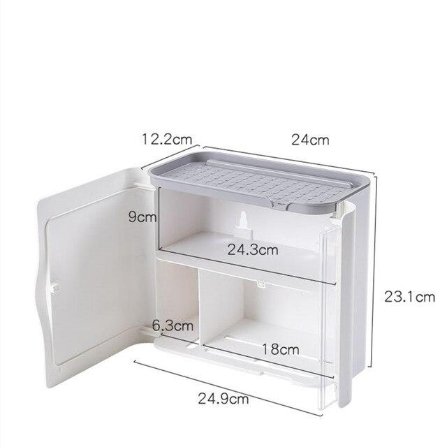 полка для туалетной бумаги настенная коробка салфеток держатели фотография