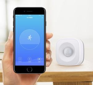 Image 2 - WIFI PIR Motion Sensor Wireless Infrared Detector Security Burglar Alarm Sensor Tuya APP Control  Smart Home