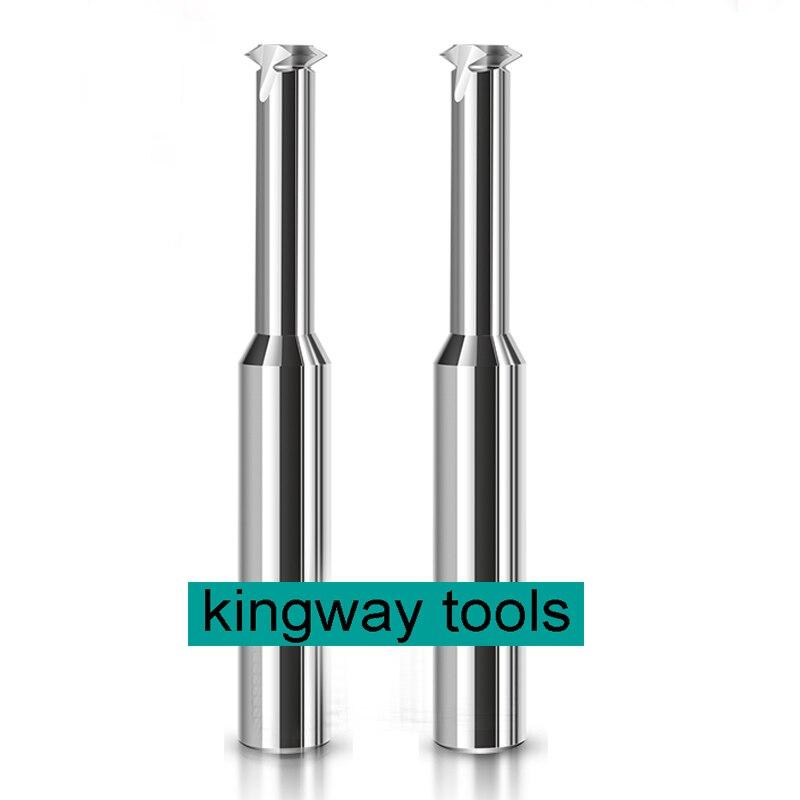 Carbide End Mill CNC Router Bit Single Thread End Mill Milling Cutter,Thread Single tooth Milling Cutter M 0.8 0.9 1 1.2 1.4 1|screw thread tap|machine tapthread tap - AliExpress
