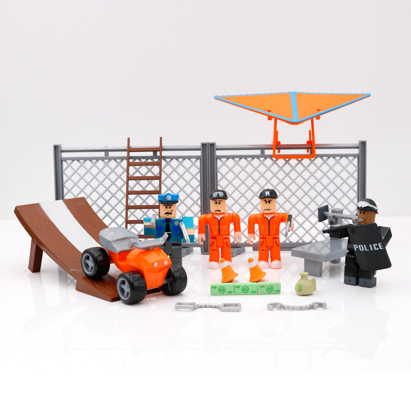Getting The Roblox Jailbreak Toys